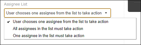 Multiple assignees